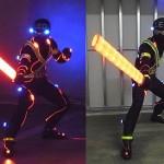 ライトアップ戦隊LEDマン